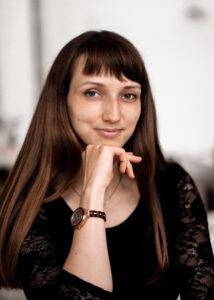 Portrait Amelie Hanke